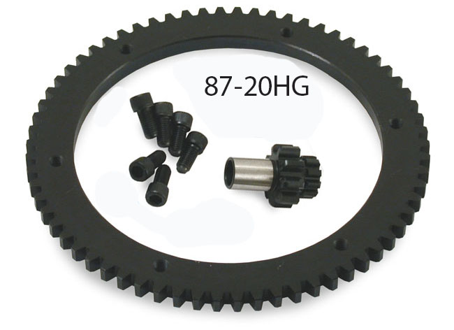 87-20HG SPYKE, STARTER RING GEAR CONV. KIT