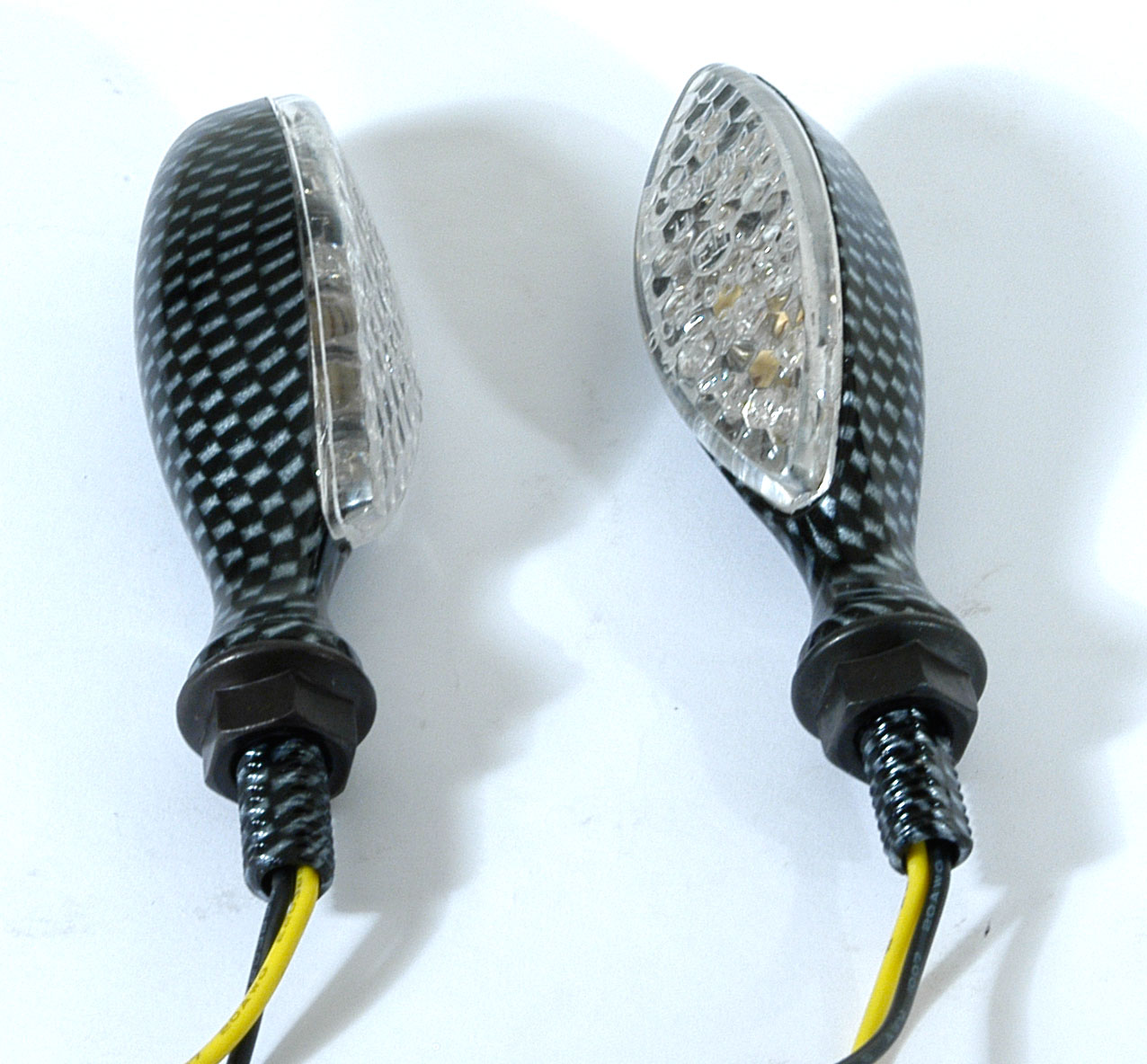 01135183R OCCHIO FALCO LED CARBON LOOK