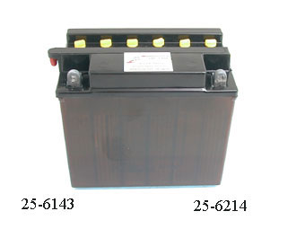 25-6214 BATTERIA SOFT E DYNA 91-UP