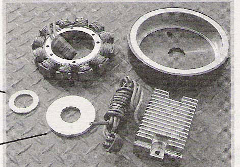 53-606 KIT ALTERNATORE 35A