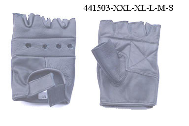 - Half Finger Gloves